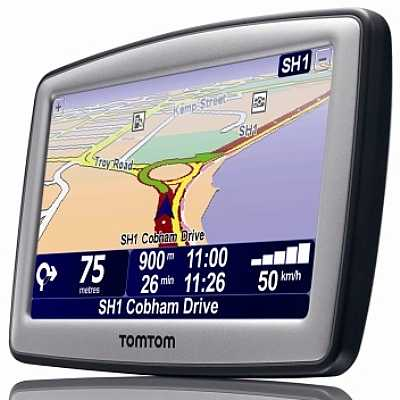 Tomtom Canada 310